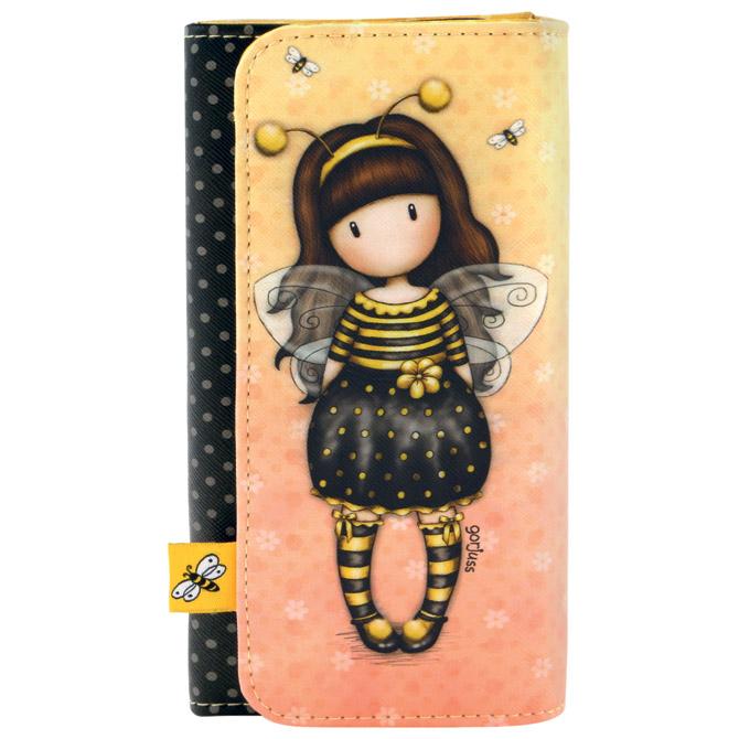 Novčanik umjetna koža gumb Bee-Loved Gorjuss 341GJ16