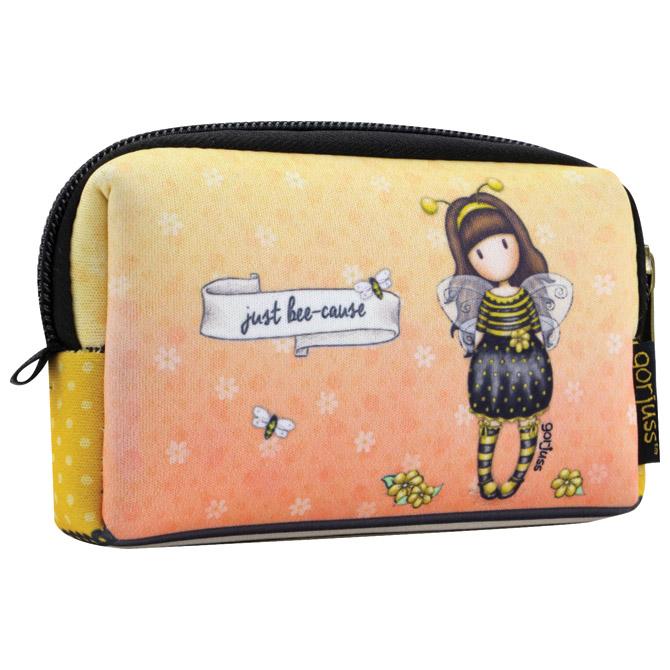Novčanik za sitan novac 1zip Bee-Loved Gorjuss 908GJ01!!