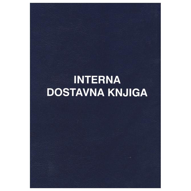 Obrazac B-139a interna dostavna knjiga Fokus