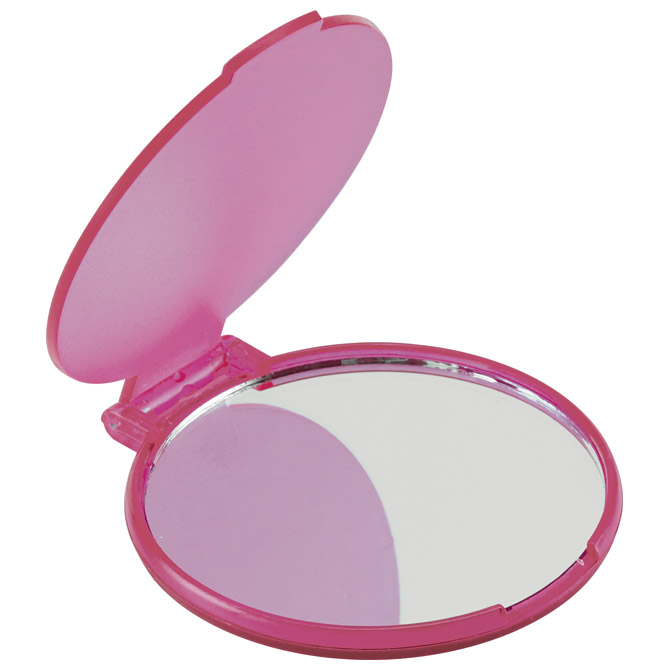 Ogledalo džepno rozo