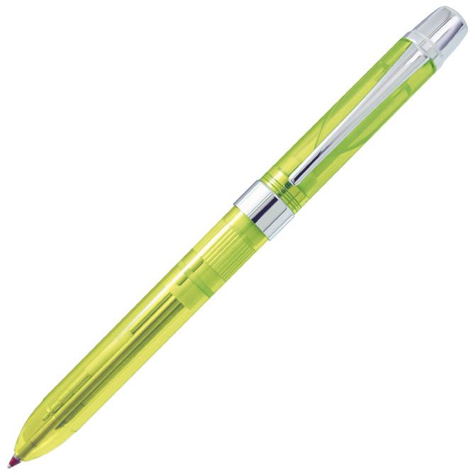 Olovka 3-pen multifunkcijska 3F ele-001 Penac TF1401-31 fluorescentno žuta!!
