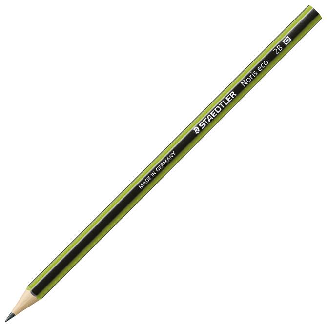 Olovka grafitna 2B Noris Eco Staedtler 180 30-2B!!