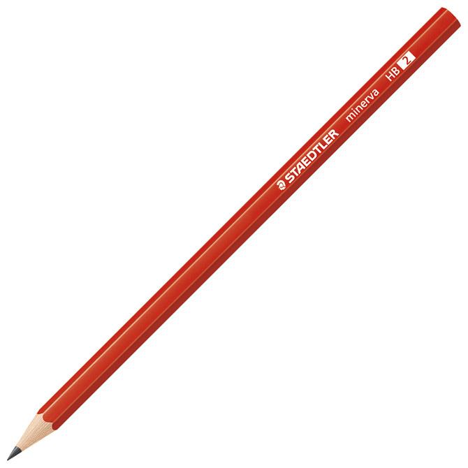 Olovka grafitna HB Minerva Staedtler 130 60-2