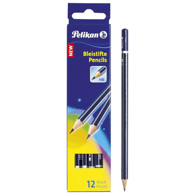 Olovka grafitna HB Pelikan 978932-1-KOMAD