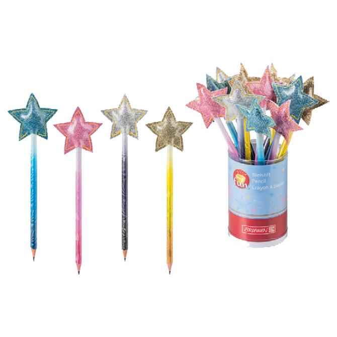 Olovka grafitna HB Star Brunnen 10-27366 02 sortirano!!