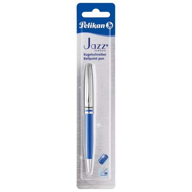 Olovka kemijska Jazz Classic Pelikan 807128 kraljevsko plava blister!!