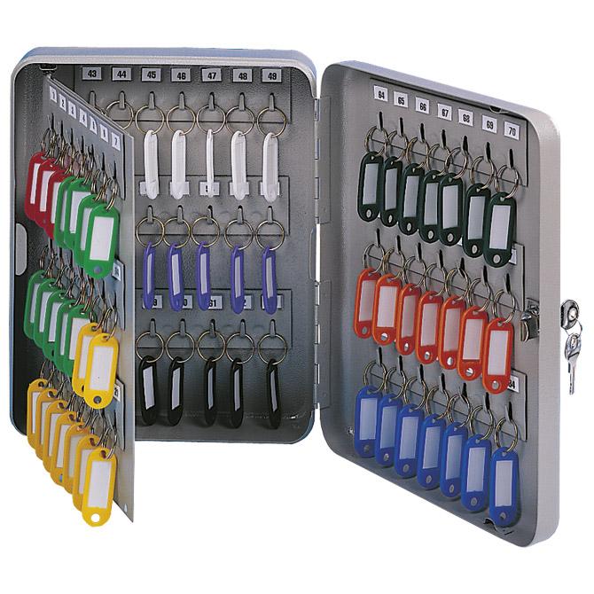 Ormarić za ključeve-za  93 kom Donau 5243001PL-99 sivi