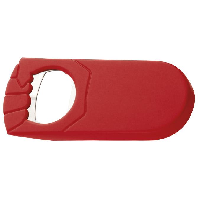 Otvarač za bocu crveni