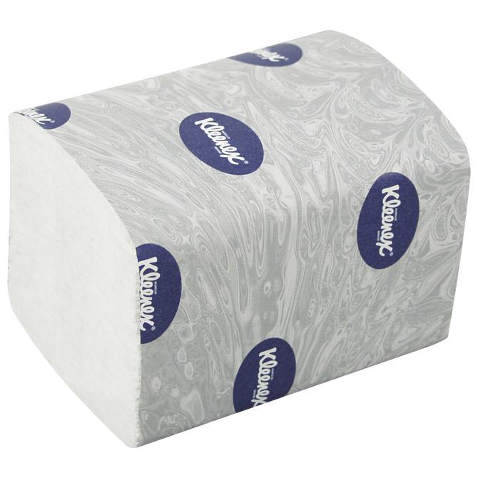 Papir toalet-listići dvoslojni pk36x250L Kimberly Clark 8508