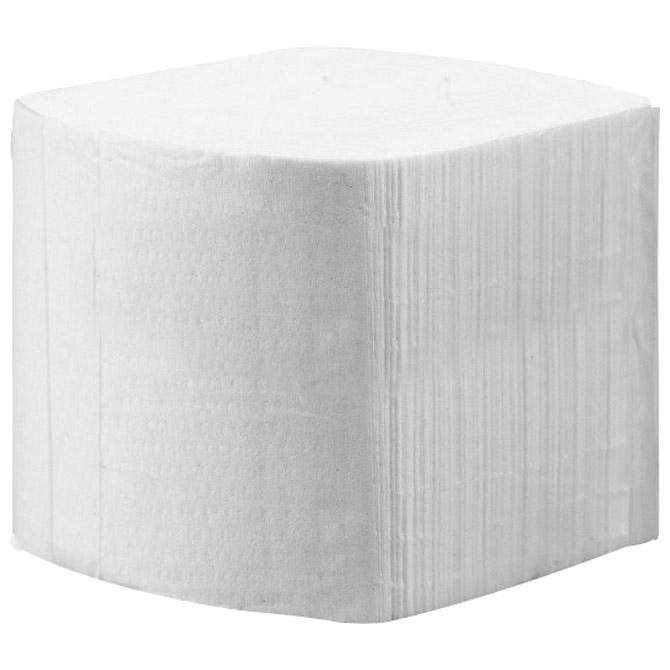 Papir toalet-listići dvoslojni pk40x250L 11x17cm Harmony SHP