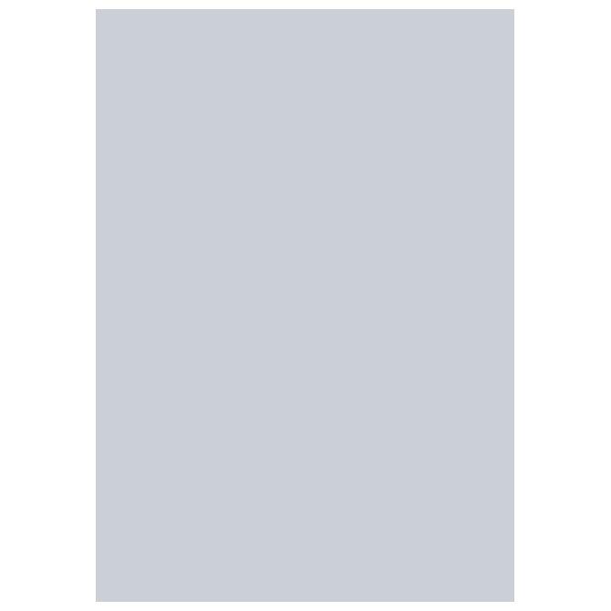 Papir u boji B1 300g Heyda 20-47169 95 mat srebrni