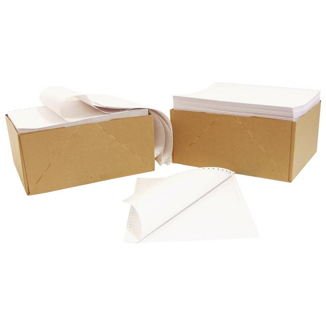 Papir za ispis Bianco 234x12 1+1 Fornax