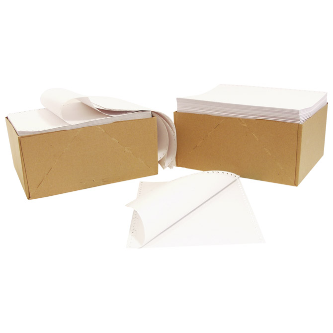 Papir za ispis Bianco 380x12 1+2 Fornax