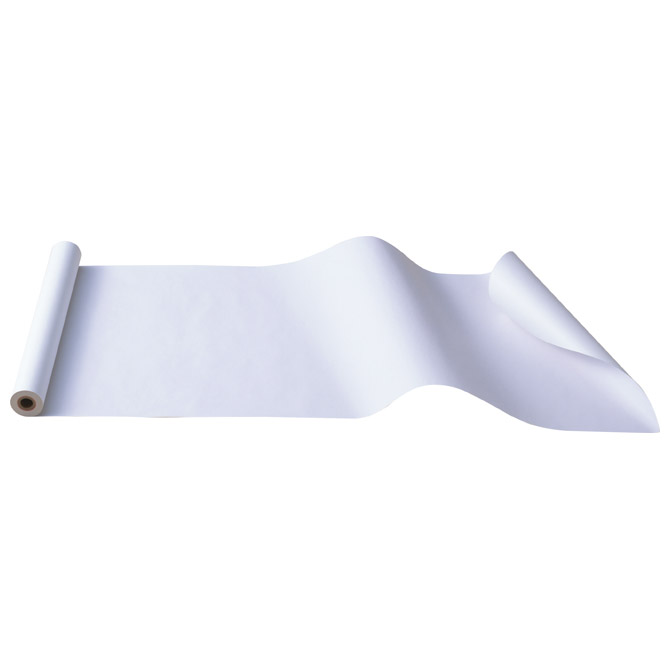 Papir za ploter nepremazni 90g  610mm/50m Fornax extra bijeli
