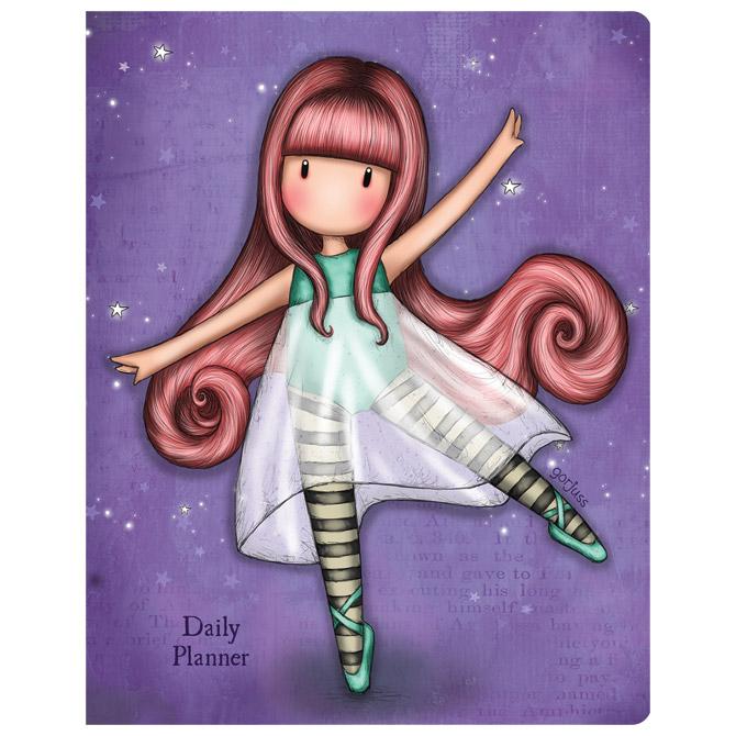 Planer 2021 Little Dancer Gorjuss 975GJ04!!