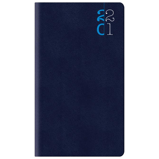 Planer džepni 8x14 Paros 215 plavi