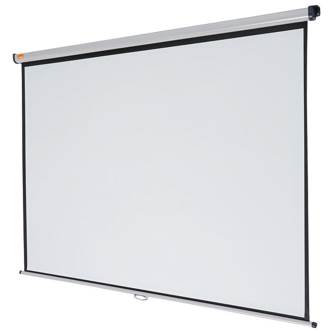 Platno projekcijsko zidno wide175x109cm Nobo 1902392W