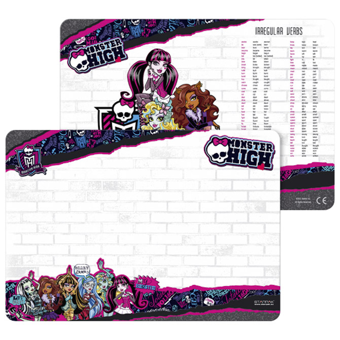 Ploča 23x33cm Monster High Starpak 284323!!