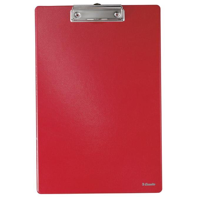 Ploča klip A4 pp Esselte 56053 crvena