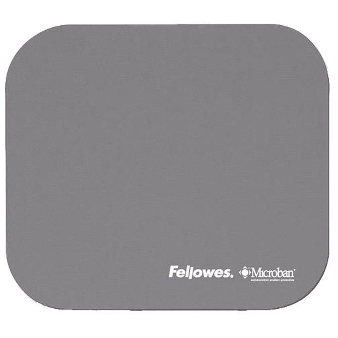 Podloga za miša Microban Fellowes 5934005 siva