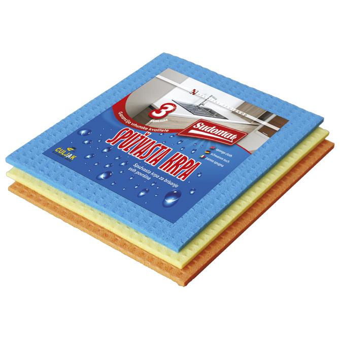 Pribor za čišćenje-krpa Trulex extra pk3 Sudomat