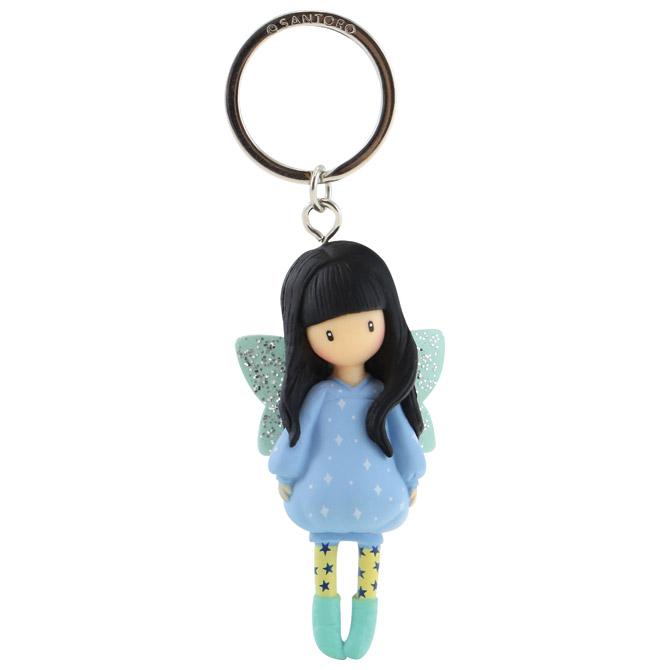 Privjesak za ključeve Bubble Fairy Gorjuss 631GJ09 blister