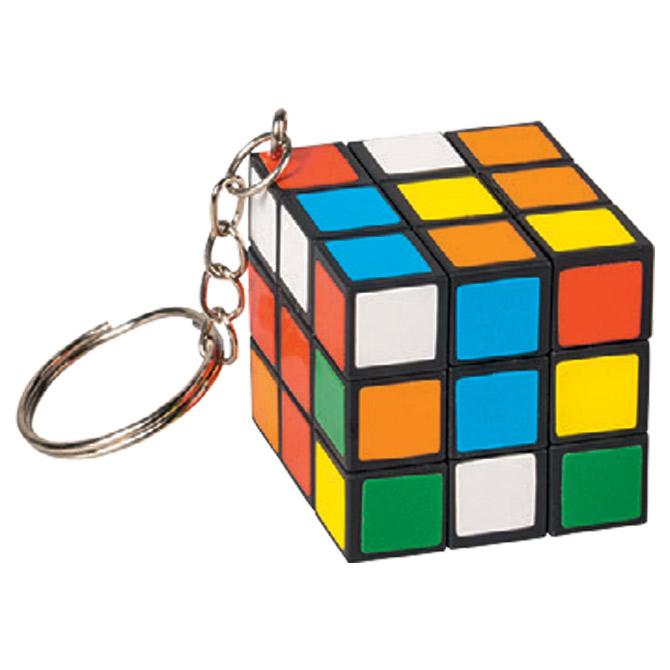 Privjesak za ključeve Rubikova kocka Brunnen 10-27394