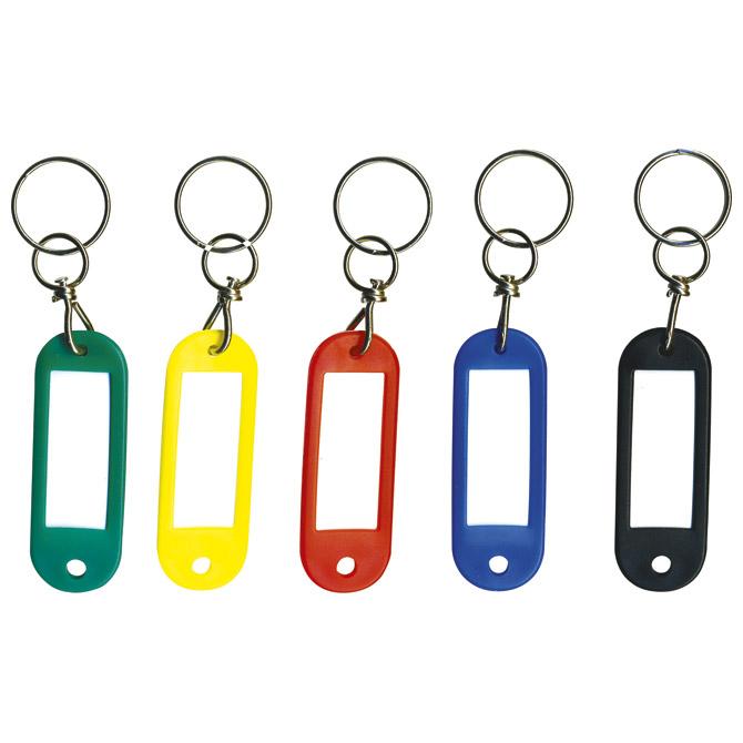 Privjesak za ključeve plastični pk200 Markin 601 sortirano
