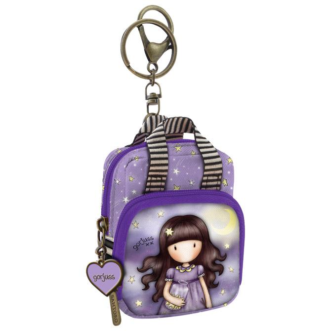 Privjesak za ključeve ruksak Catch A Falling Star Gorjuss 930GJ04 blister!!