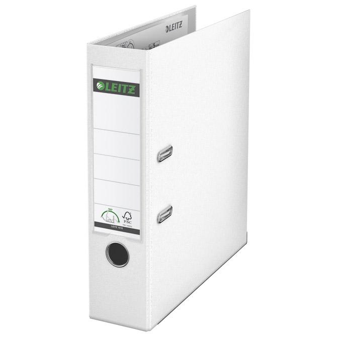 Registrator A4 široki samostojeći 180° Leitz 10105001 bijeli
