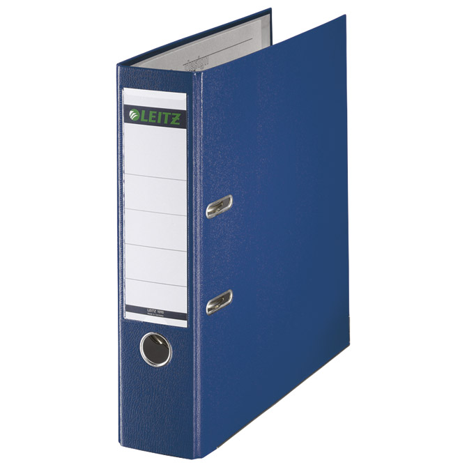 Registrator A4 široki samostojeći 180° Leitz 10105035 plavi