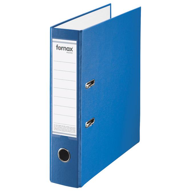 Registrator A4 široki samostojeći Master Fornax (15699) plavi