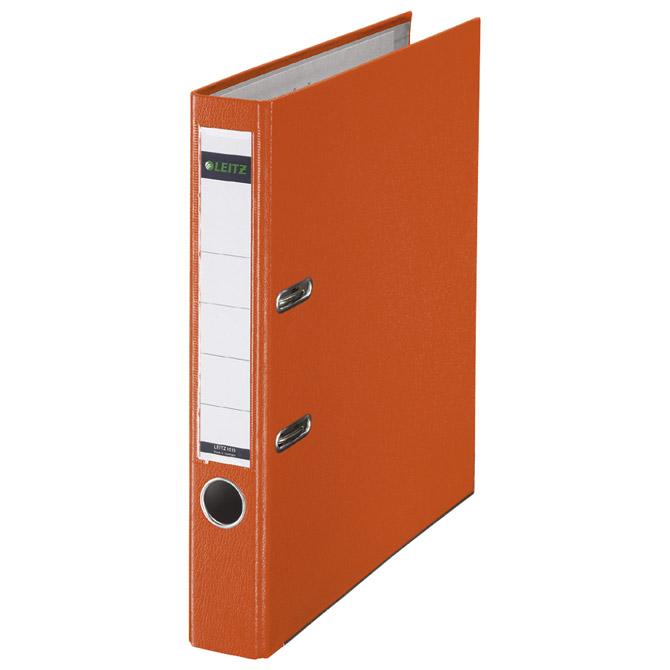 Registrator A4 uski samostojeći 180° Leitz 10155045 narančasti