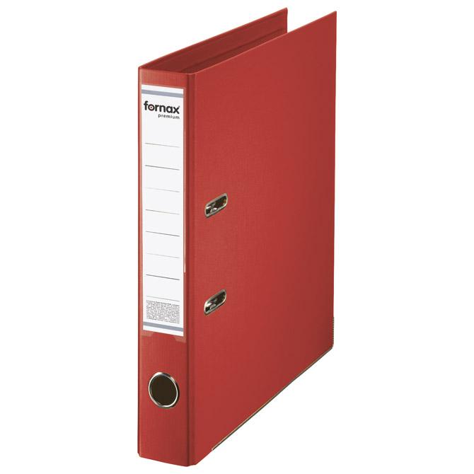 Registrator A4 uski samostojeći Premium Fornax 15719 crveni