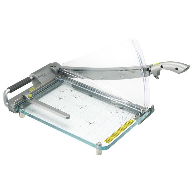 Rezač stolni za papir (giljotina) rez390mm 26L CL410 Rexel 2101973