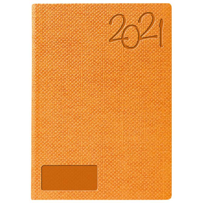Rokovnik A4 Boston flex-288 narančasti