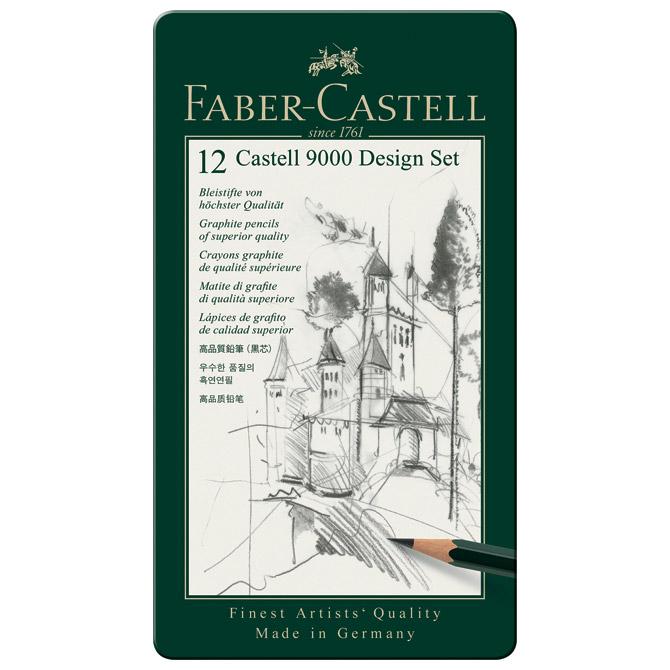 Set Castell 9000 Design Faber Castell 119064