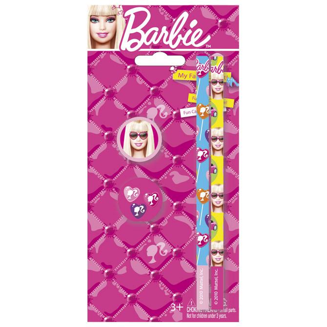Set školski 1/4 Barbie Target 11-0863 blister!!