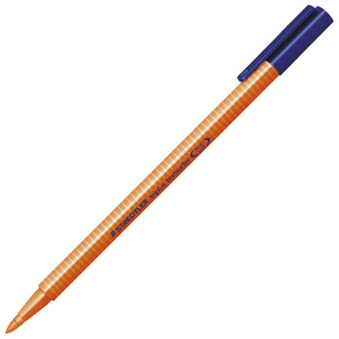 Signir 1-4mm neon Triplus Staedtler 362-4 narančasti
