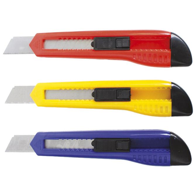 Skalpel nož 18mm Fornax D-802 sortirano blister