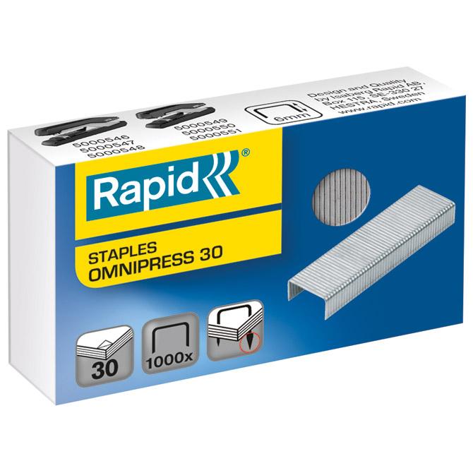 Spajalice strojne pk1000 OmniPress 30 Rapid 5000559!!