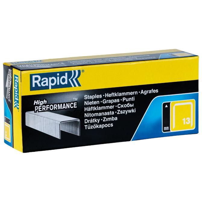 Spajalice strojne za tapeciranje br.13/14 pk5000 Rapid 11850500