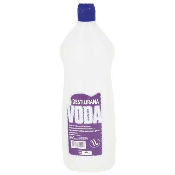 Sredstvo - Voda destilirana 1L