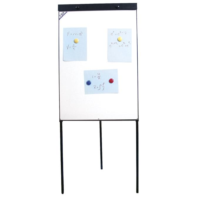 Stalak flipchart+bijela ploča 70x103cm