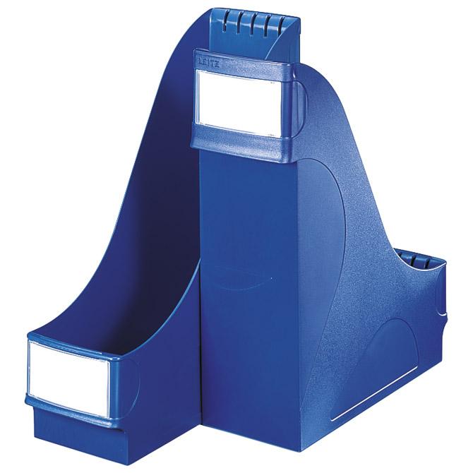 Stalak za spise okomit plastičan Leitz 24250035 plavi
