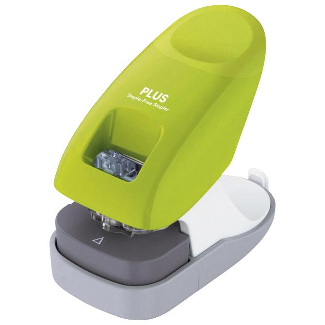 Stroj za spajanje do  10 listova i bušač 2u1 Plus.31-261 zeleni blister