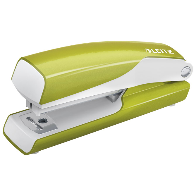 Stroj za spajanje do  10 listova mini(10)Wow Leitz 55281064 metalik zeleni