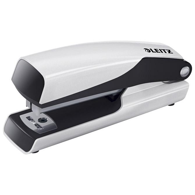 Stroj za spajanje do  10 listova mini(10)Wow Leitz 55281201 metalik bijeli
