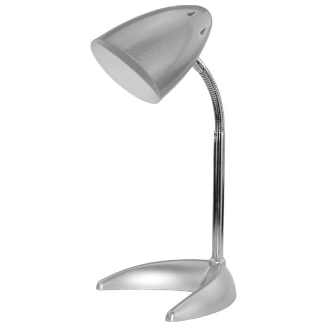 Svjetiljka stolna LED C-Base Avide srebrna