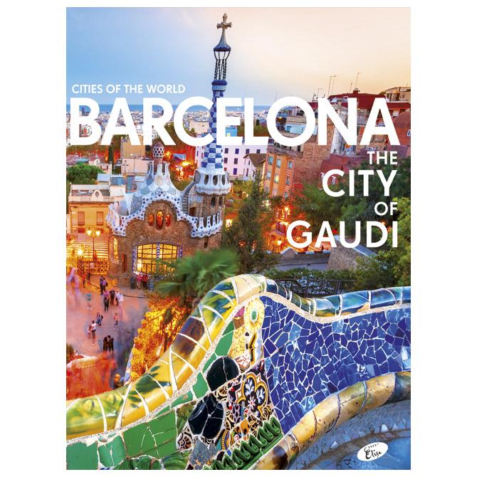 Teka meki uvez A4 čista 40+2L Cities of The World Elisa